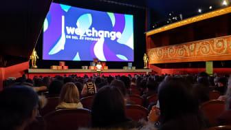 we_change har turnerat runt i Sverige och träffat unga i hela landet