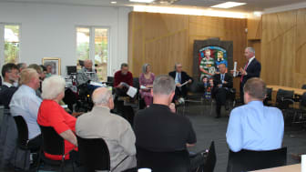 Social Landlords Meet to Share Experience with Social Enterprises in North Glasgow