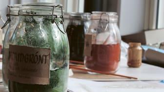 Kromoxidgrönt pigment
