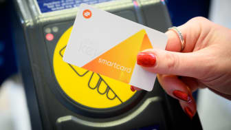 The key smartcard - now available available for free at all ticket offices 2