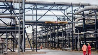 St. Fergus Gas-Terminal und Aufbereitungsanlage