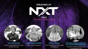 NXT - The Future of Commerce den 11.november på Oslo Spektrum