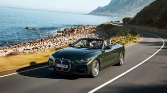 BMW 4-serie Cabriolet: Topløs køreglæde
