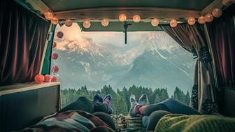 Upplev friheten med CamperVan, den första navigatorn  från Garmin som är specifikt framtagen för äventyrliga resenärer i mindre vans