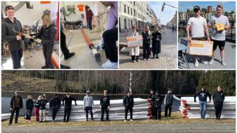 Treorna på handelsprogrammet på Thoren Business School i Karlstad bildade i höstas Sveriges första klasskooperativ. Året kan summeras med en ren succé där TBS Kooperativet gjort en viktig miljöinsats och tjänat en fin slant.