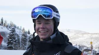 Walter Wallberg vid VM i Deer Valley. Foto: Erik Danielsson