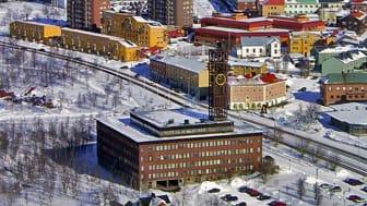 Pressinbjudan - LTU:s forskning lägger grund till stadsomvandling