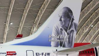 Norwegian's First British Tailfin Hero: Roald Dahl
