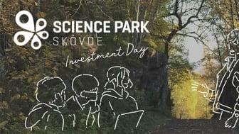 16 startup-företag presenterar sig på Science Park Skövde Investment Day