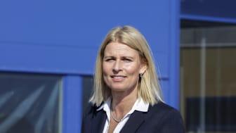Jeanette Bernhard Bertilsson, marknadsområdeschef fastighetsförvaltning, Halland, Riksbyggen