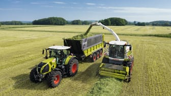New professional equipment features for JAGUAR 900 forage harvesters from CLAAS