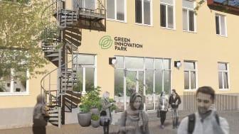 Akademiska Hus bygger för Green Innovation Park i Alnarp