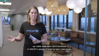 Genbrug af uniformer med Norwegian, UNICEF og Sisters in Business