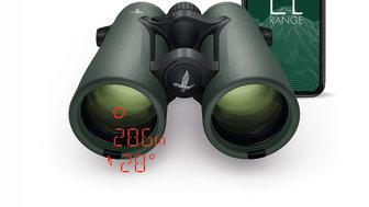 EL Range med Tracking Assistant (TA) – banebrydende præcision, dS 5-25x52 P Gen. II – intelligent og individuelt