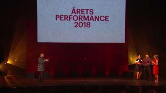 Årets Performance 2018: 'Skjult nummer', Cantabile 2