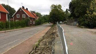 Skandinaviska Områdesskydd levererar bullerskydd åt Göteborgs Stad