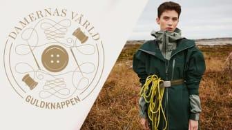 Haglöfs tilldelas Sveriges äldsta modepris