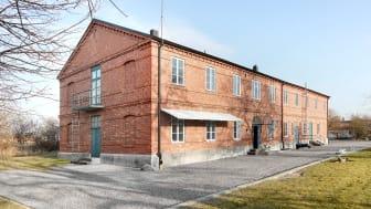 Brf Bruksmagasinet i Hököpinge.