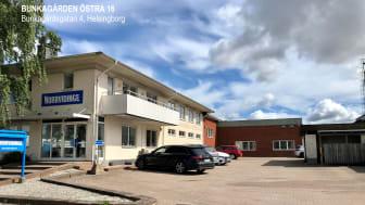 SLP Bunkagården Östra 16, Helsingborg