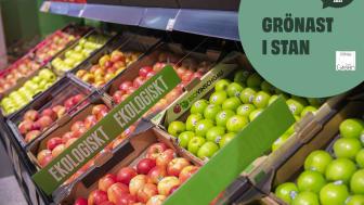 """City Gross Berga är """"grönast i Helsingborg"""" enligt White Guide Green!"""