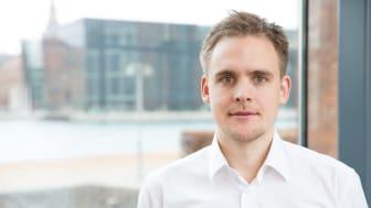 Mads Rebsdorf er udnævnt til administrerende direktør for Visma e-conomic A/S og Visma Software A/S.