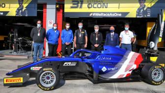 Formel Alpine