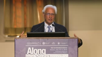 High res image - OINA 2017 - Paolo Costa, President, Venice Port Authority