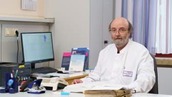 PD Dr. med. Dr. phil. Johannes Rösche übernimmt in der Hephata-Klinik die Leitung der neuen Epilepsie-Station für Menschen mit Behinderungen.