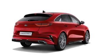 KIAs nye ProCeed skiller sig ud i segmentet for mellemstore familiebiler (priser fra kr. 279.999,-)