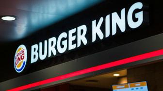 Burger King med tiltak mot smittespredning