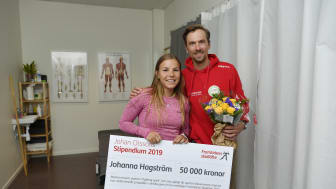 Johanna Hagstrom 2019 Framtidens Skidlöfte