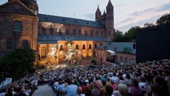Die Nibelungenfestspiele  Copy Right / Foto: © Bernward Bertram
