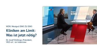 Westpol: Eins zu eins | 12.11.2020 | 28:59 Min. | Verfügbar bis 12.11.2021 | WDR