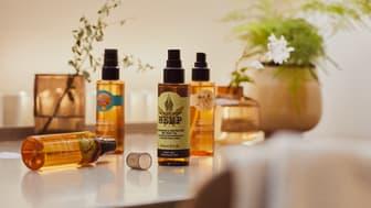 Gör dig redo för glow med nya Hemp Dry Body Oil!