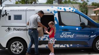 Ford opgraderer Taco Tuesday: Selvkørende biler leverer aftensmaden