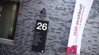 Lägesuppdatering covid-19, den 13 november: Fler provtagningsplatser möter ökat testbehov
