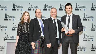 Iztok Krulc, Managing Director & Stuart Benson, Sales Director, Gorenje UK.