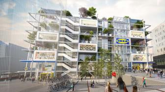 Accors livsstilsvarumärke JO&JOE flyttar ihop med IKEA i Wien