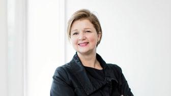 Cecilia Fredholm, kommunikationschef Stena Fastigheter AB