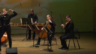 Jenny Wilson i samarbete med Helsingborgs Symfoniorkester