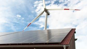 Nu åbner puljen for tilsagn om støtte til elektricitet fra husstandsvindmøller