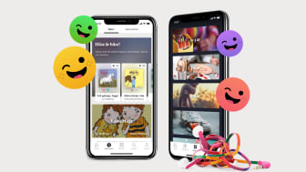 BookBeat lanserar en barnversion av appen