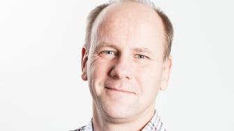 Den 1 juli blir Kent Pettersson vd för Löfbergs Finland.