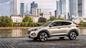Ny Hyundai Tucson