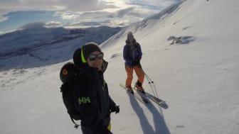 Reine Barkered och Jackie Paaso - Team Åre Sweden