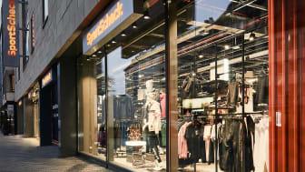 Das Konzept des Stores ist durchgängig auf den modernen Kunden ausgerichtet.