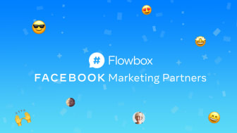 ​Flowbox the first Swedish-founded company to become a Facebook Creative Partner