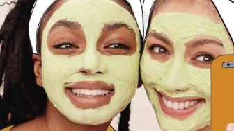 Mixa och maska med nya peel-off-masken från ikonserien Tea Tree!