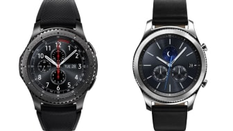 Samsung presenterar nya smartklockan Gear S3  – för en snyggare och smartare vardag