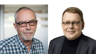 Calle Waller, vårdpolitisk talesperson vid Prostatacancerförbundet samt Dag Larsson (S), ledamot i Socialutskottet deltog